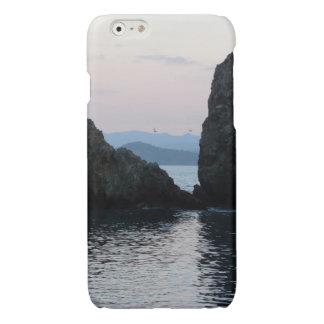 Sunset Aegean Sea Fethiye Turkey Glossy iPhone 6 Case