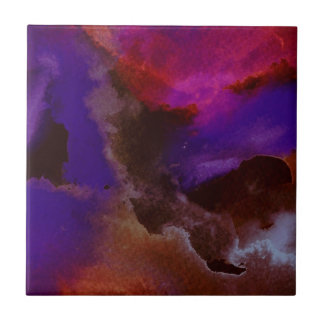 Sunset Afterglow Tile