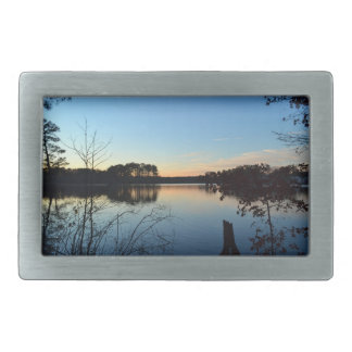 Sunset 'Almost Gone' by Shirley Taylor Belt Buckle