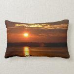 Sunset American MoJo Pillow