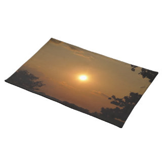 Sunset American MoJo Placemats