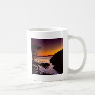 Sunset Anacortes Fidalgo Island Mug