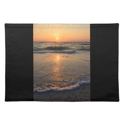 Sunset and Reflections Placemats