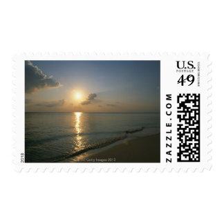 Sunset and Sea 2 Postage