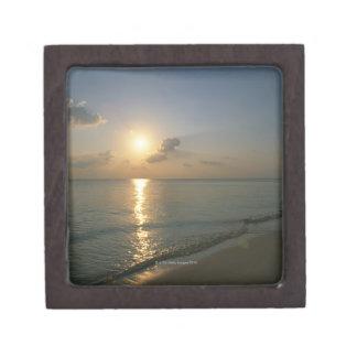 Sunset and Sea 2 Premium Keepsake Boxes