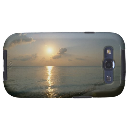 Sunset and Sea 2 Samsung Galaxy S3 Case