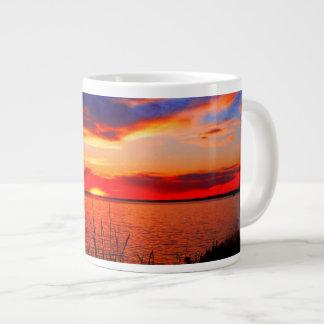 Sunset Art Giant Coffee Mug