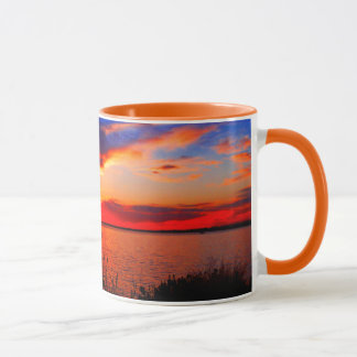 Sunset Art Mug