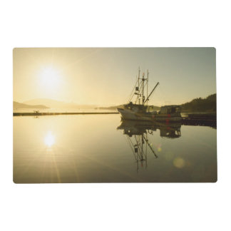 Sunset at Auke Bay Placemat