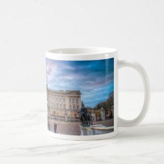 Sunset at Buckingham Palace, London Coffee Mug