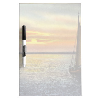 Sunset At Cape Cod Dry-Erase Whiteboard