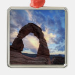 Sunset at Delicate Arch Ornament