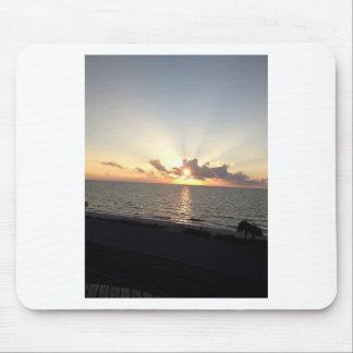 Sunset at Dusk Mousepad