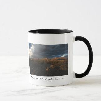 """Sunset at Eagle Point"" Mug"