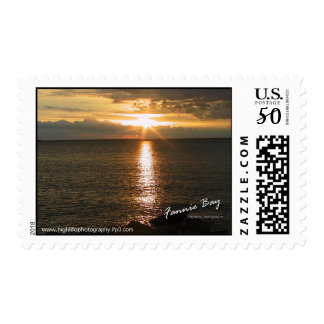 Sunset at Fannie Bay Postage