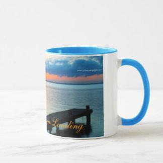 Sunset at Fannin Landing - Ross Barnett Reservoir Mug