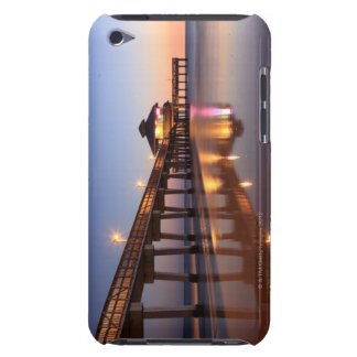 Sunset at Fishing Pier, Fort Myers Beach, Case-Mate iPod Touch Case