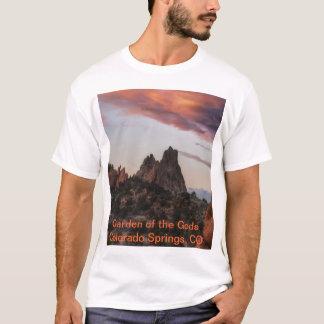 Sunset at Garden of the Gods T-Shirt