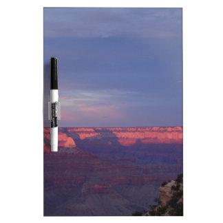 Sunset at Grand Canyon Dry Erase Whiteboard