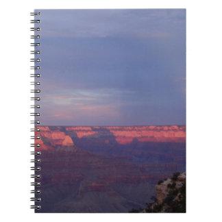 Sunset at Grand Canyon Journals