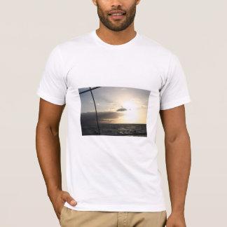 Sunset At Hawaiian T-Shirt