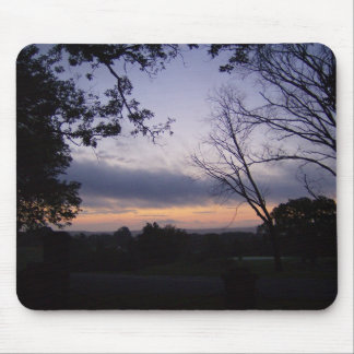 Sunset at Kentucky Butler Park merchandise Mouse Pad