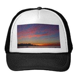 Sunset At La Jolla Shores Trucker Hat