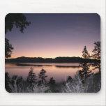 Sunset at Lake Tahoe Mouse Pad