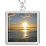 Sunset At Low Tide Necklace