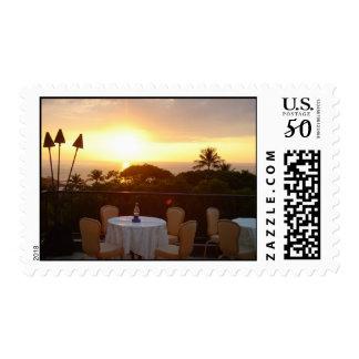 Sunset at Mauna Kea Postage