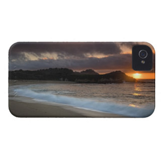 Sunset at Monastery Beach, Carmel, California, iPhone 4 Case-Mate Case