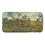 Sunset at Montmajour by Vincent Van Gogh Barely There iPhone 6 Case