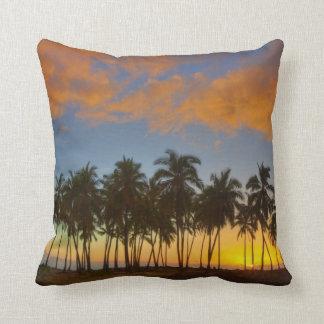 Sunset at National Historic Park Pu'uhonua o Pillows