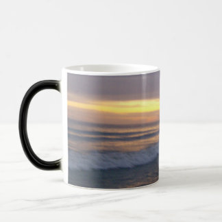 Sunset at Oak Island Magic Mug