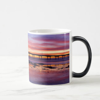 Sunset at Ocean Beach -2006 Magic Mug