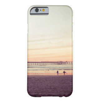 Sunset at Ocean Beach, California Barely There iPhone 6 Case