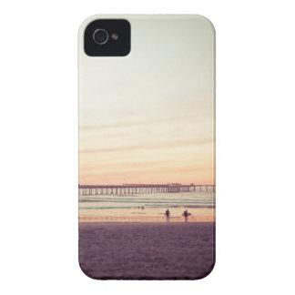 Sunset at Ocean Beach California iPhone 4 Case