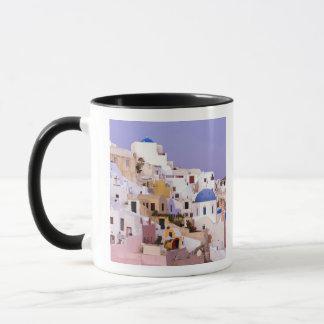 Sunset at Oil, Santorini 2 Mug