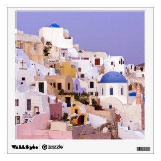 Sunset at Oil, Santorini 2 Wall Decal