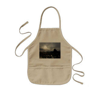 Sunset at Olympic National Park Kids' Apron