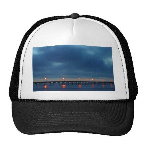 Sunset At Pacific Beach Trucker Hat