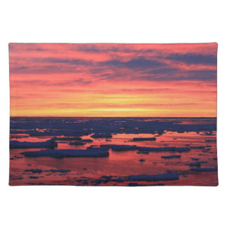 Sunset at Palmer Station Placemat