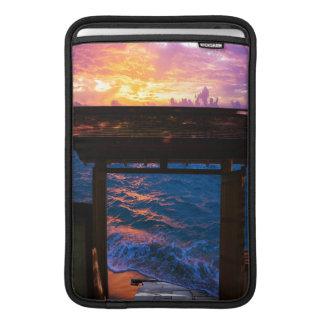 Sunset at Paradise Bay MacBook Sleeve