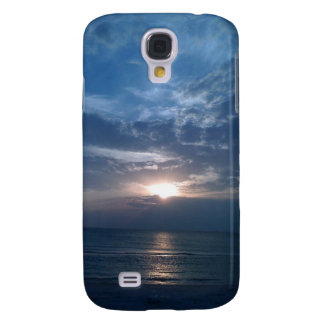 Sunset at Pass-a-Grille Beach Galaxy S4 Cover