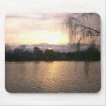 Sunset at Reservoir II Mousepad