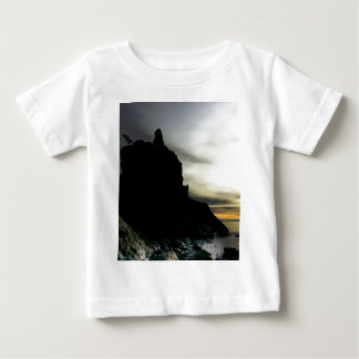 Sunset at Rialto Beach Olympic National Park Baby T-Shirt