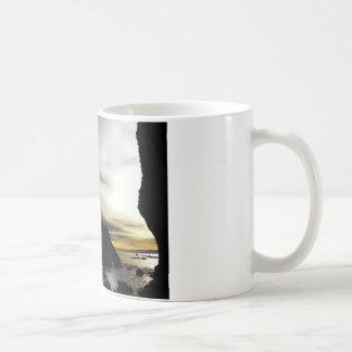 Sunset at Rialto Beach Olympic National Park Coffee Mug