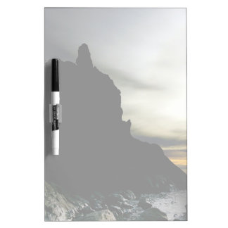 Sunset at Rialto Beach Olympic National Park Frost Dry Erase Board