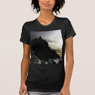 Sunset at Rialto Beach Olympic National Park T-Shirt