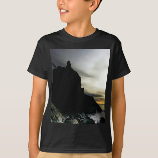 Sunset at Rialto Beach Olympic National Park T-Shirt